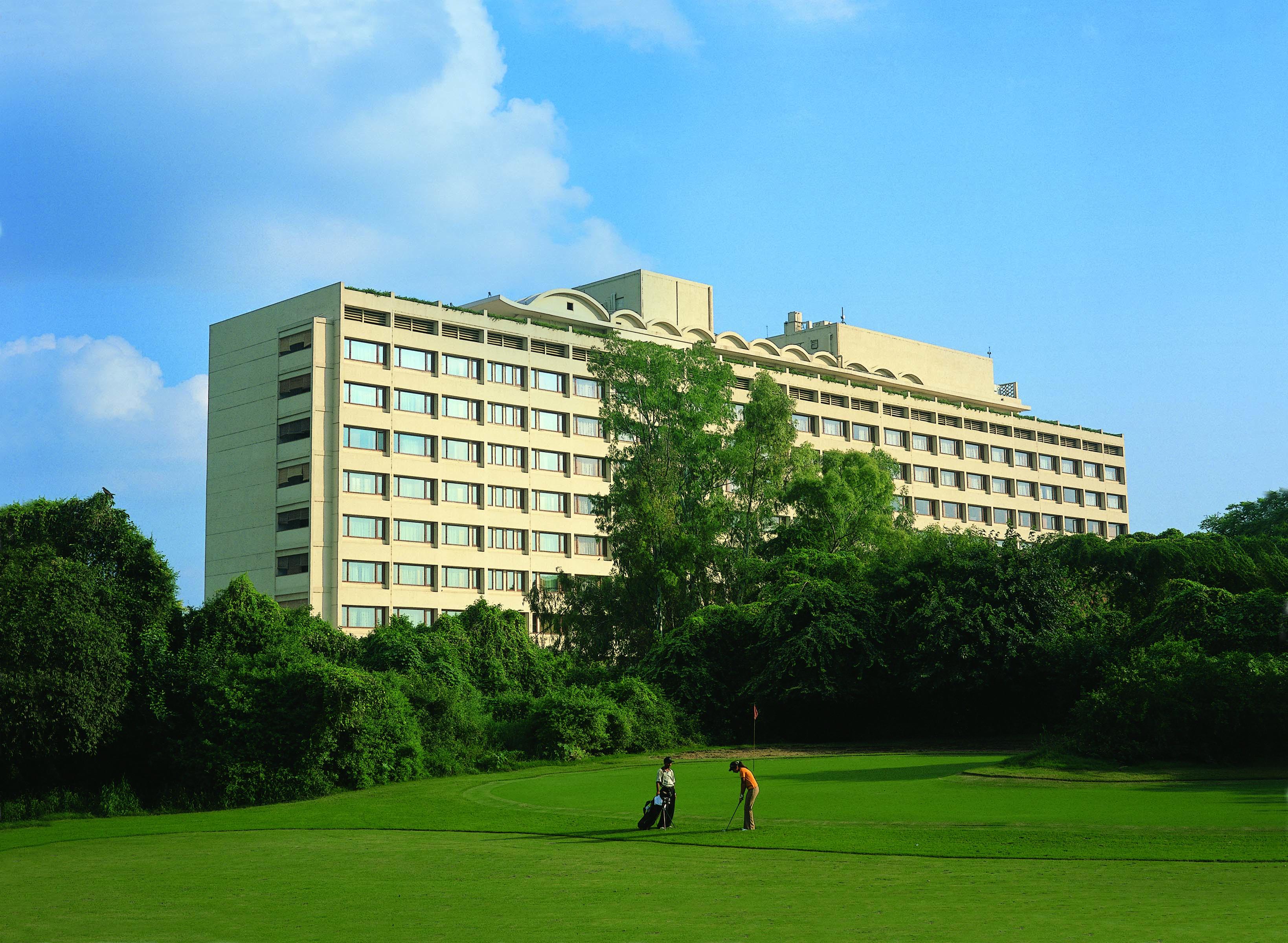 New Delhi Airport Hotels - Hotels Near DEL Airport