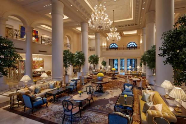 Some common facilities found in five star hotels in new for Top 10 5 star hotels in the world