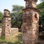 Ruins Adjacent to Balban's Tomb