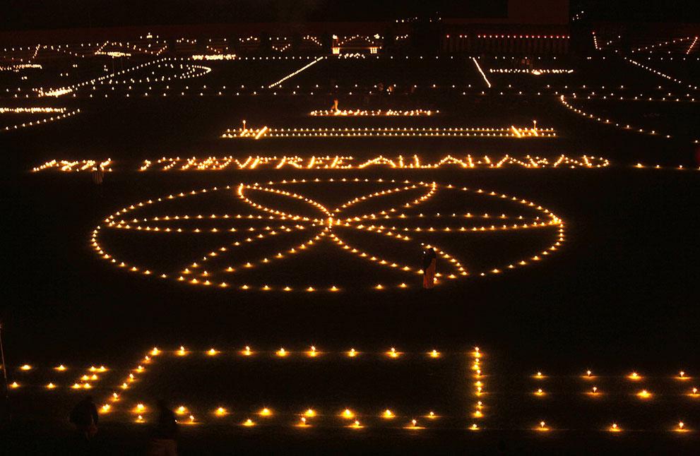 Festival Celebration in Delhi