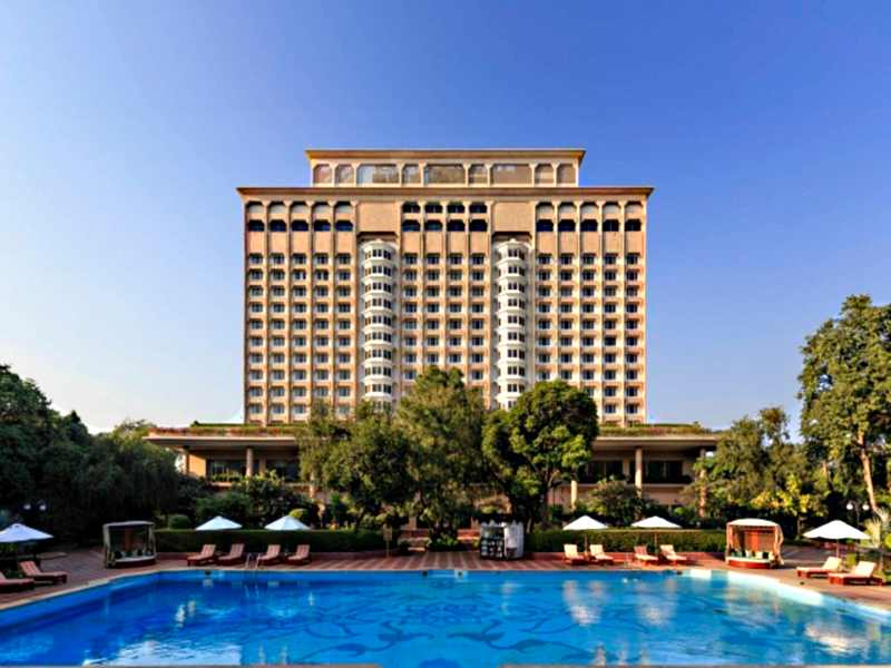 The Taj Mahal Hotel, New Delhi